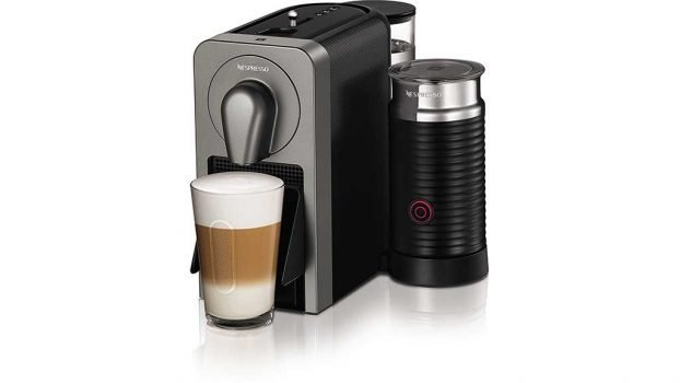 nespresso prodigio by krups review best coffee machines. Black Bedroom Furniture Sets. Home Design Ideas