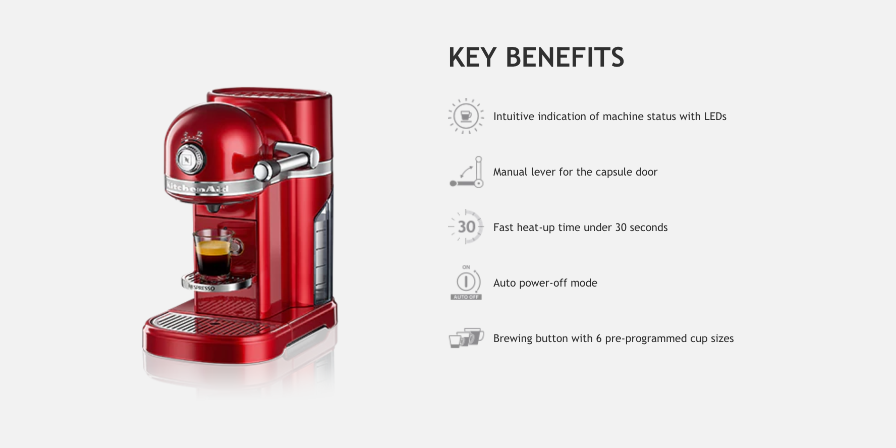 Kitchenaid Nespresso Artisan Review