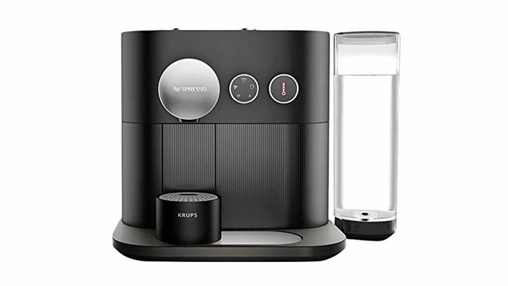 Coffee Espresso Makers Review ~ Krups nespresso expert coffee milk machine review