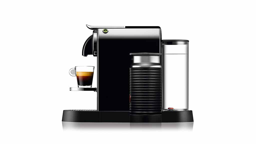 nespresso citiz milk coffee machine by magimix review. Black Bedroom Furniture Sets. Home Design Ideas