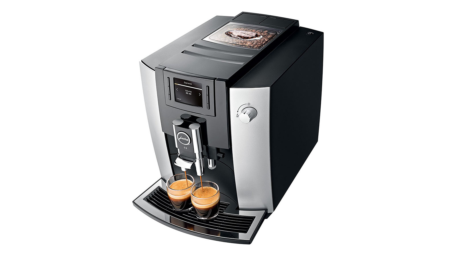 Jura E6 Review The Excellent Automatic Bean To Cup Coffee Machine