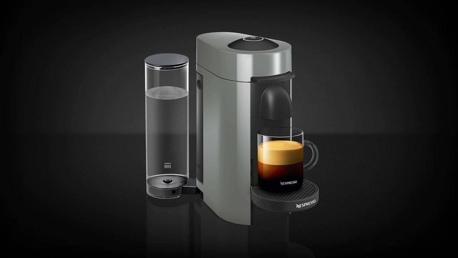 Centrifugal Coffee Maker : Nespresso vertuo plus review by krups