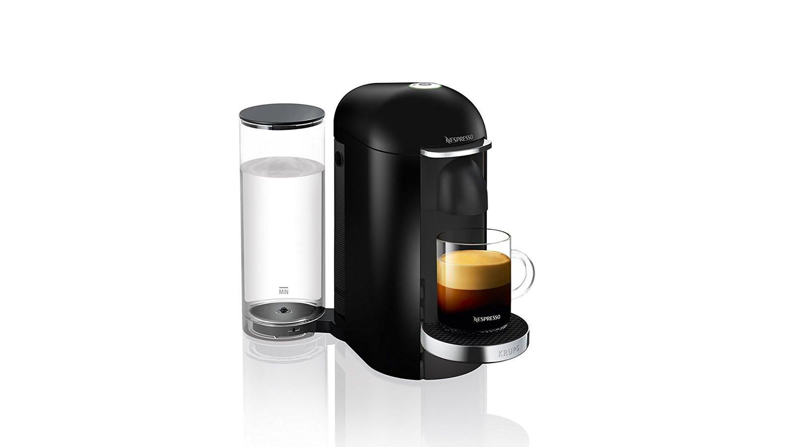 Best Coffee Machine 2018 Nespresso Vertuo Plus Review