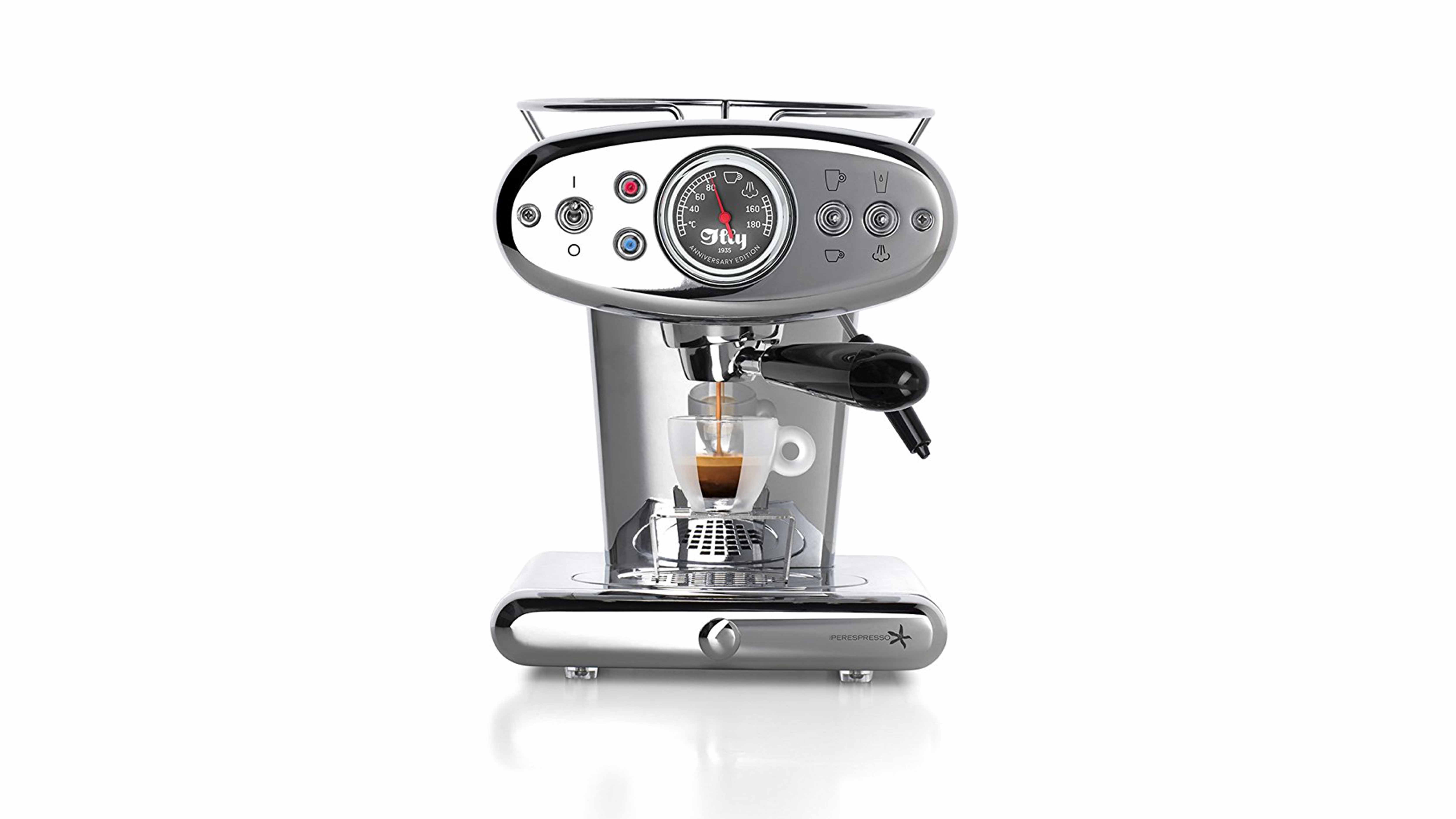 Best Coffee Machine Illy X1 Anniversary Iperespresso